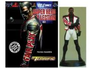 Eaglemoss DC Comics Super Hero Figurine Collection #080 Mr Terrific
